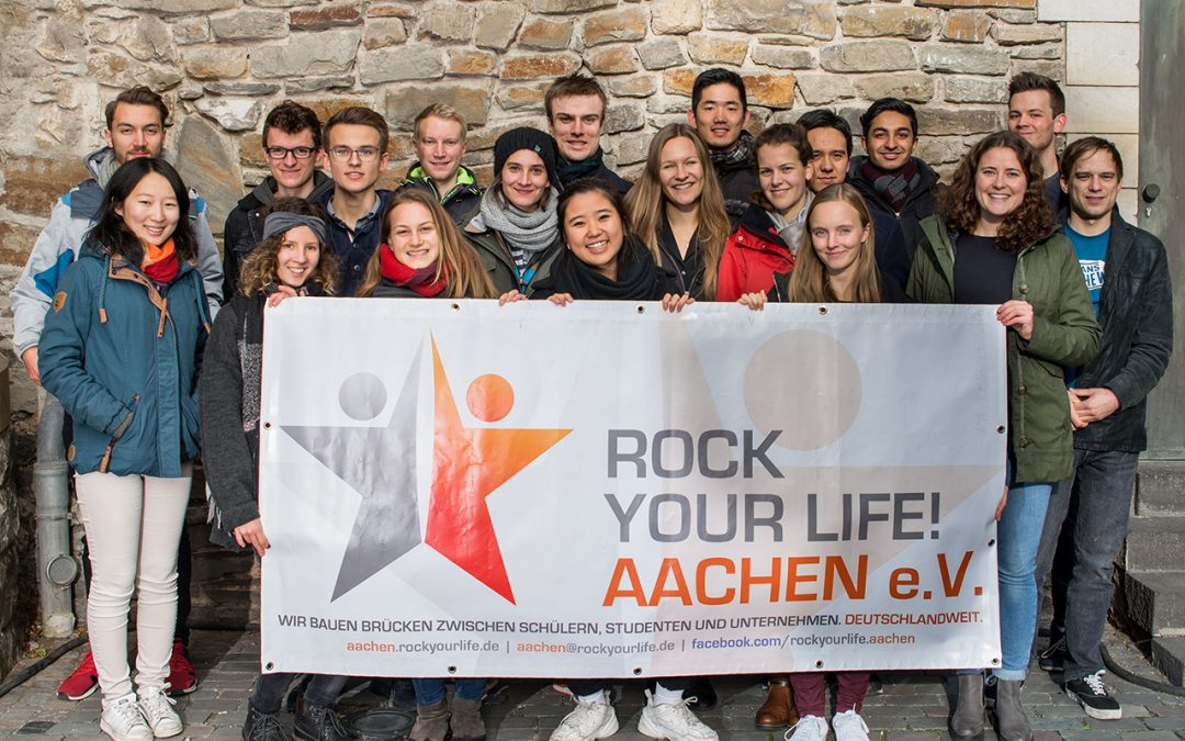 Neue Bilder für ROCK YOUR LIFE! Aachen