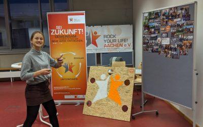 ROCK YOUR LIFE! Aachen bei der RWTH-Wissenschaftsnacht 2019
